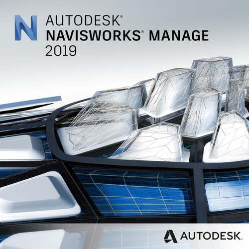 Autodesk Navisworks Manage 2019 (1-Year Subscription)
