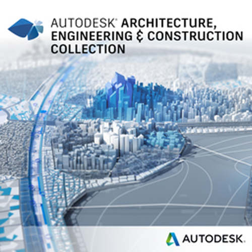 Architecture Engineering Construction Collection IC Commercial New 1-Year Subscription