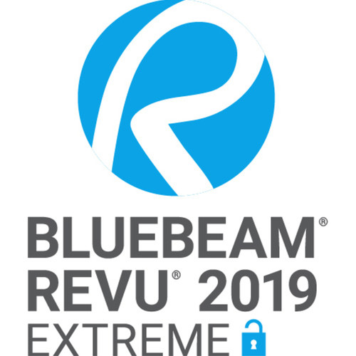 BLUEBEAM REVU 2019 EXTREME-NEW OPEN LICENSES SUBSCRIPTION