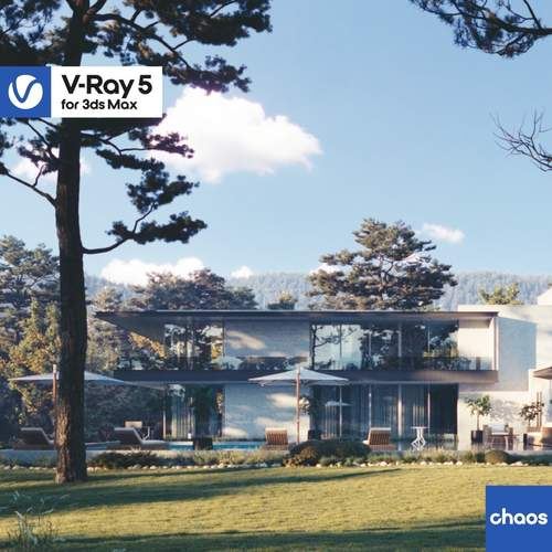 V-Ray 5 for 3ds Max - Annual