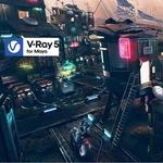 V-Ray 5 for Maya-Annual