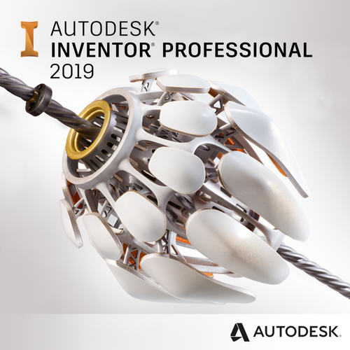 Autodesk Inventor Professional 2019  (3-Years Subscription)
