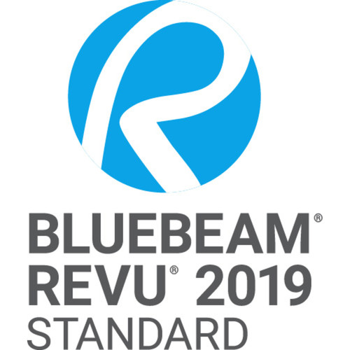 BLUEBEAM REVU 2019 STANDARD  BUNDLED WITH NEW MAINTENANCE  SUPPORT