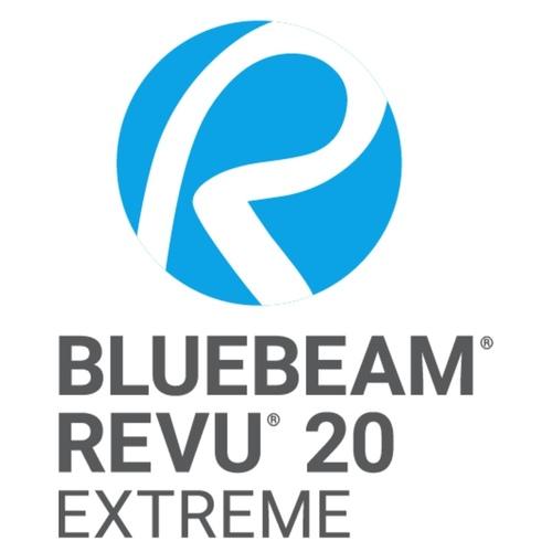BLUEBEAM REVU 2020 EXTREME BUNDLED WITH NEW MAINTENANCE & SUPPORT