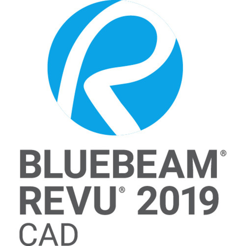 BLUEBEAM REVU 2019 CAD  BUNDLED WITH NEW MAINTENANCE  SUPPORT