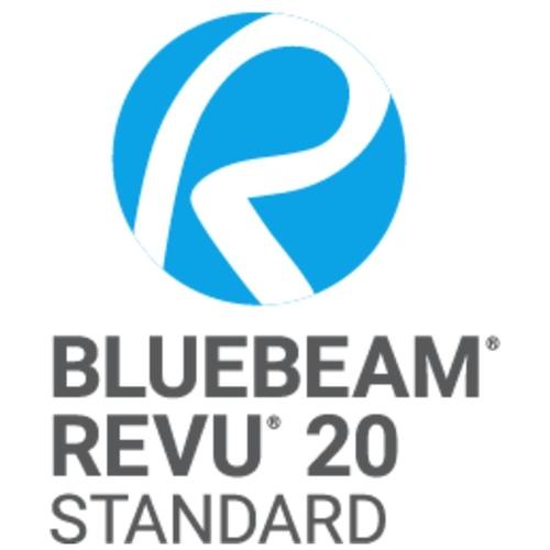 BLUEBEAM REVU 2020 STANDARD  BUNDLED WITH NEW MAINTENANCE & SUPPORT