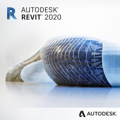 Autodesk Revit 2020 Commercial (1-Year Subscription)