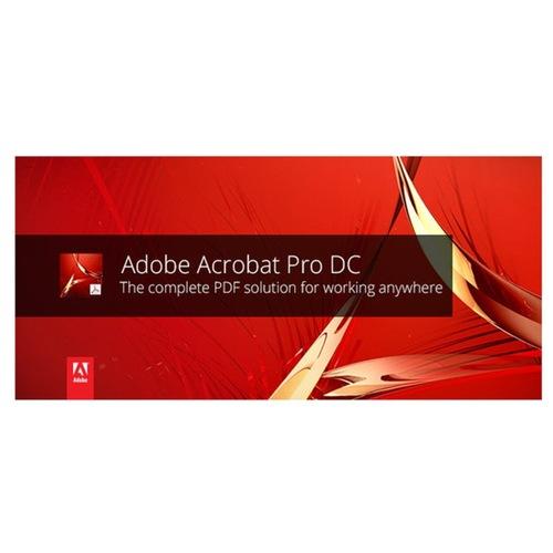 Acrobat Pro DC