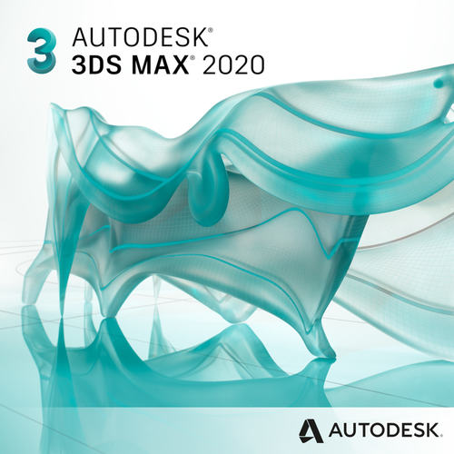Autodesk 3ds Max 2020 Commercial New (3-Years Subscription)