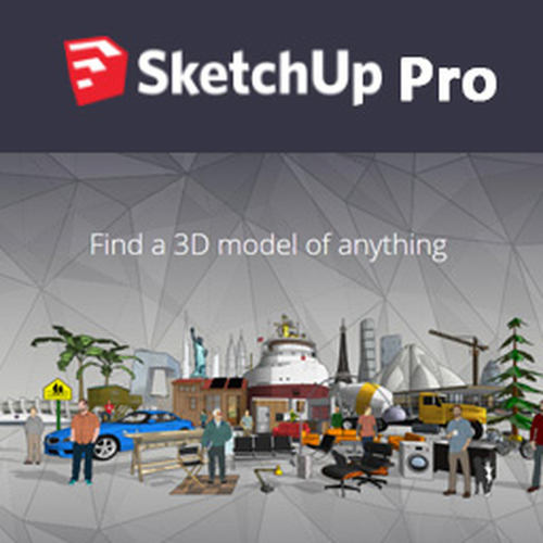 SKETCHUP PRO TRAINING - ESSENTIALS