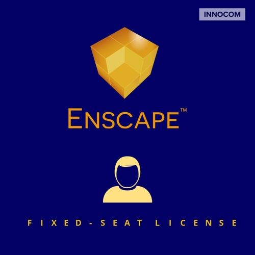 Enscape 3D Fixed Seat License- Annual