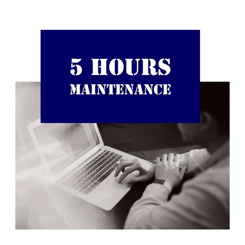 5 Hours Maintenance Service