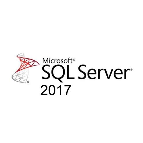 SQL SERVER STANDARD BUNDLED  WITH 5 CALs