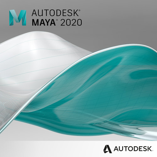 Autodesk Maya 2020 Commercial New 3-Years Subscription