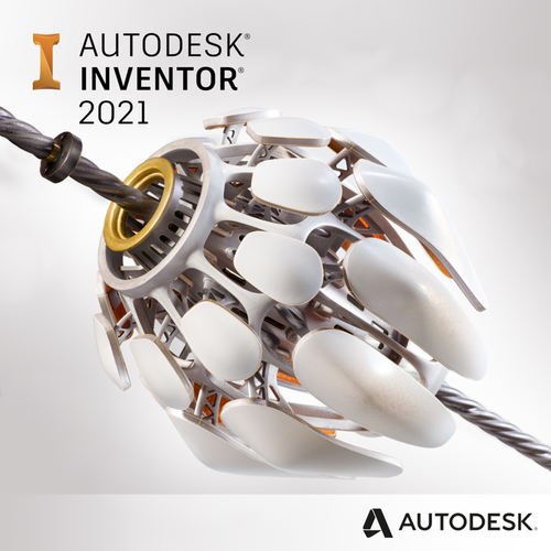Autodesk Inventor Professional 2021  1-Year Subscription