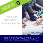 Autodesk Revit 2021 Commercial 1-Year Subscription comes with Free Online Training