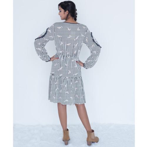 Printed kurta dress