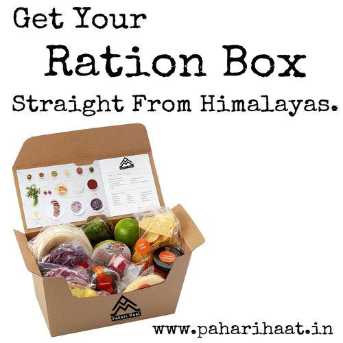 Pahari Ration Box