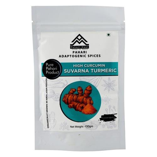 Suvarna Turmeric High Curcumin