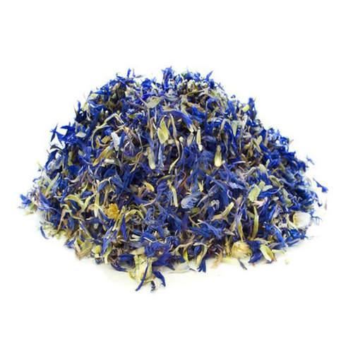 Himalayan Blue Cornflower Petals