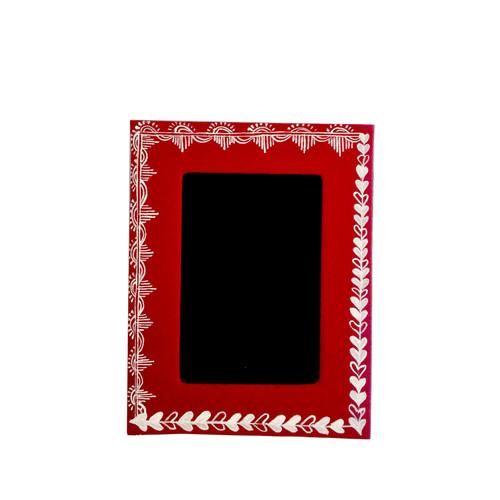Aipan Art Photo Frame