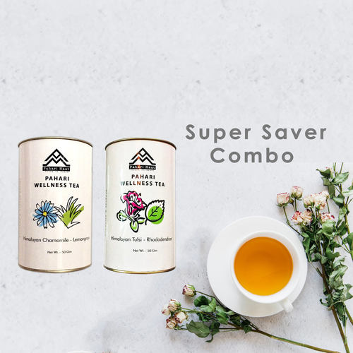 Herbal Tea Combo Pack