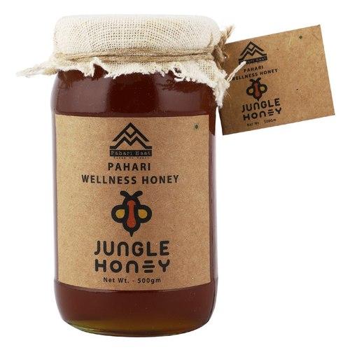 Pahari Organic Jungle Honey पहाडी जैविक जंगल शहद