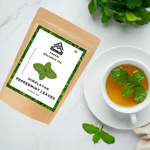 Himalayan Peppermint Leaves