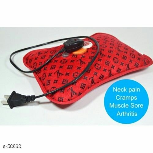 Heat bag massager