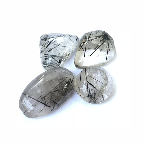Black Rutile Quartz - Small