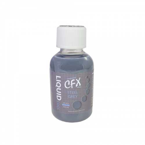 Liquid.cool CFX Concentrated Opaque Performance Coolant - 150ml - Steel Grey