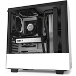 NZXT H510 White Compact Mid Tower Casing
