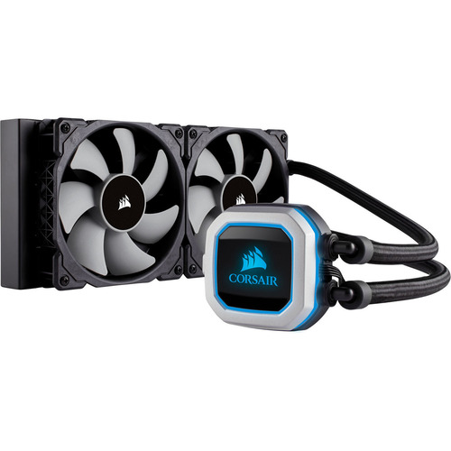 Corsair Hydro Series H100i PRO RGB Liquid CPU Cooler