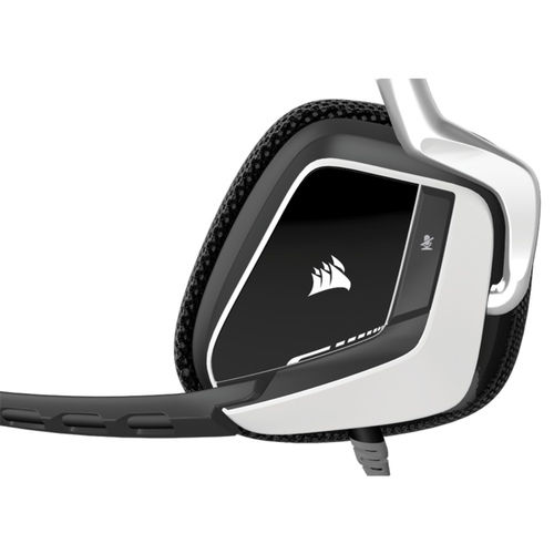Corsair VOID USB Dolby 7.1 RGB Gaming Headset — White