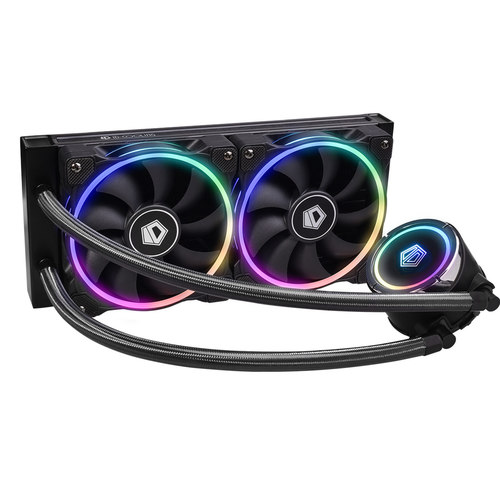 ID-COOLING ZOOMFLOW 240 ARGB Compatible AIO CPU Cooler