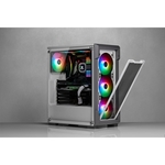 Corsair iCUE 220T RGB Airflow Tempered Glass Mid Tower Case