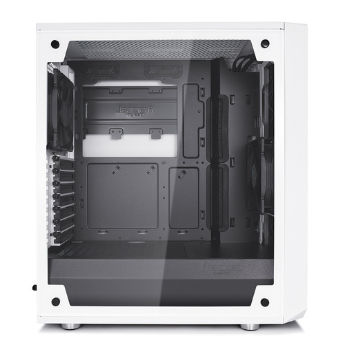 Fractal Design Meshify C White Tempered Glass (ATX/Tempered Glass)