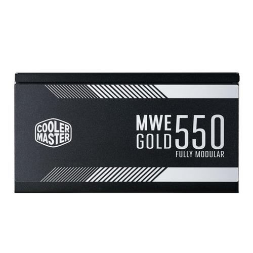 Coolermaster MWE 550W Gold Full Modular