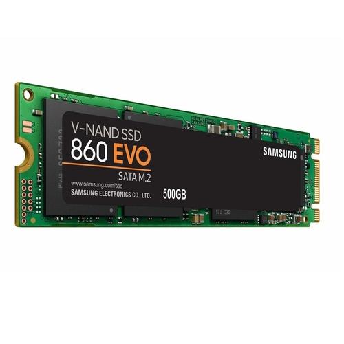 Samsung EVO 860 M.2 500GB Solid State Drive (MZ-N6E500BW)