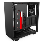 NZXT H500 Black Red