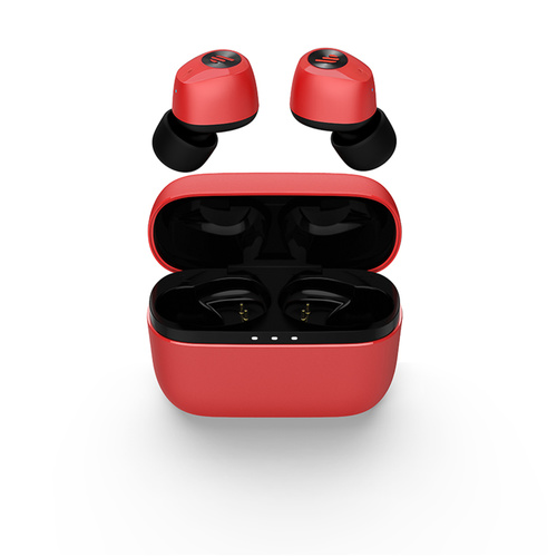 Edifier TWS2 True Wireless Earbud Headphones (Red/True Wireless/Bluetooth)