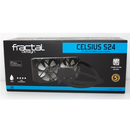 Fractal Design Celsius S24 AIO Watercooling System