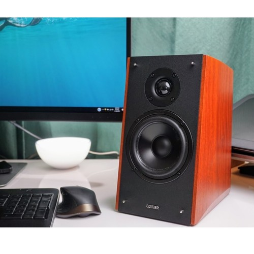 EDIFIER BOOKSHELF R2000DB (Bluetooth/RCA/Wireless Remote)