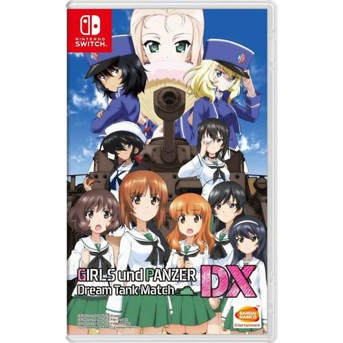 Girls und Panzer Dream Tank (Nintendo Switch)