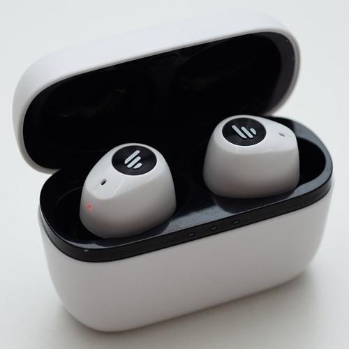 Edifier TWS2 True Wireless Earbud Headphones (White/True Wireless/Bluetooth)