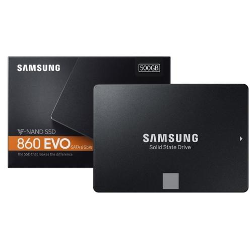 "Samsung 860 EVO 2.5"" SATA 500GB SSD"