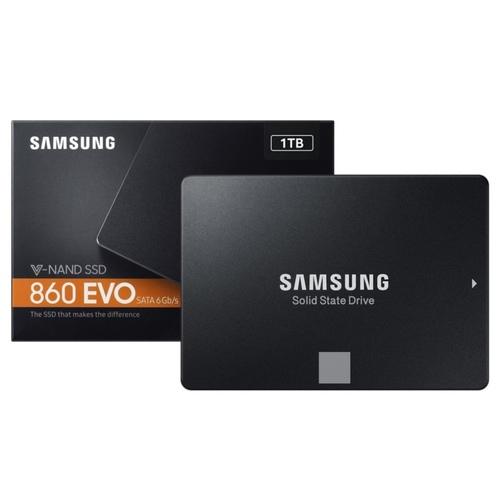"Samsung 860 EVO 2.5"" SATA 1TB SSD"