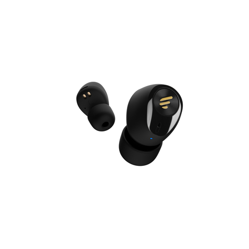 Edifier TWS2 True Wireless Earbud Headphones (Black/True Wireless/Bluetooth)