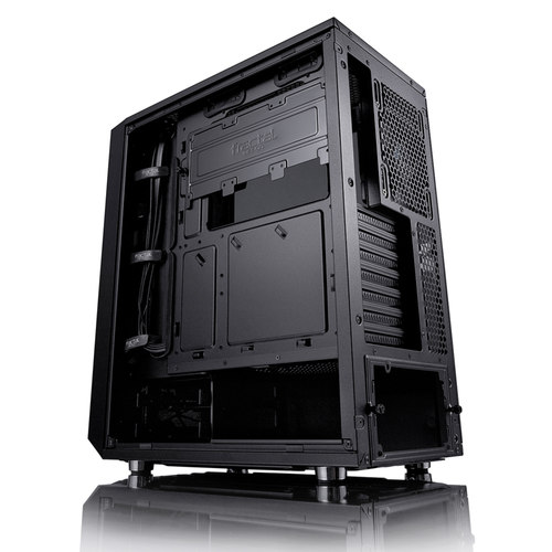 Fractal Design Meshify C – Dark Tempered Glass
