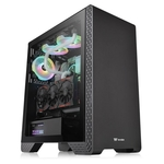 Thermaltake S300 Tempered Glass Mid-Tower Chassis